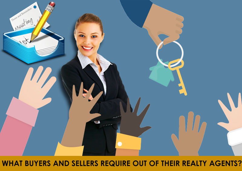 DC Fawcett Real Estate What buyers and sellers require out of their realty agents