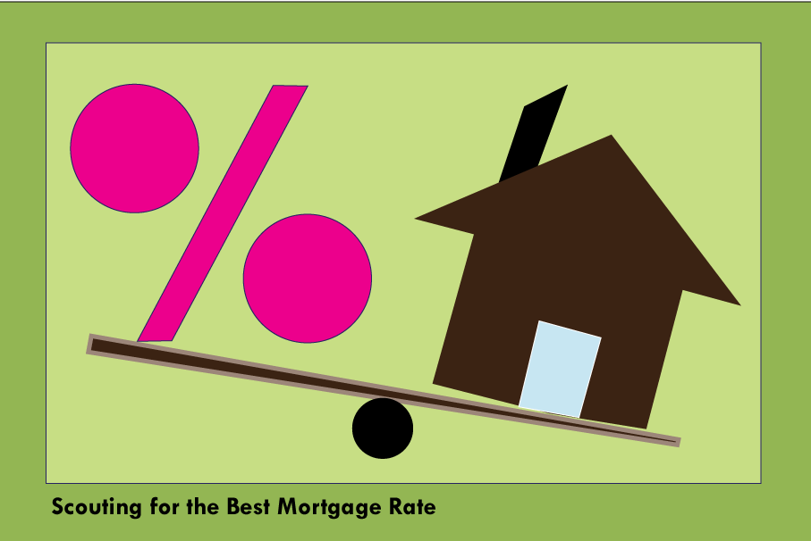 Scouting-for-the-Best-Mortgage-Rate -  Dc Fawcett Reviews